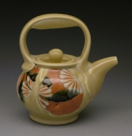 yellow teapot 2011