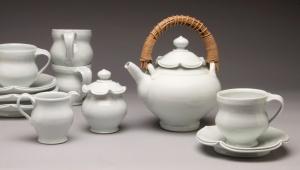 Jaeger tea set