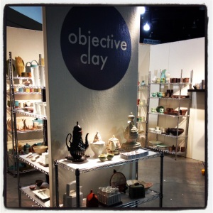 Objective Clay at the 2014 NCECA Conference