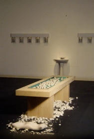 BFA Exhibition 2001