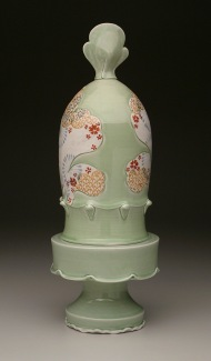 candy apple keeper 2008, porcelain