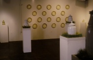 Farewell Exhibiiton, International Gallery of Contemporary Art, Anchorage, AK 2002