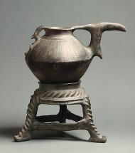 Iron Age Iran 9th c. BC, earthenware