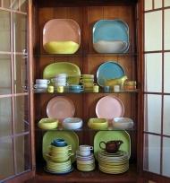russel wright shelves