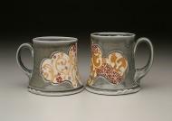 cups 2008, porcelain