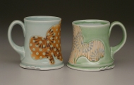 cups 2009, porcelain